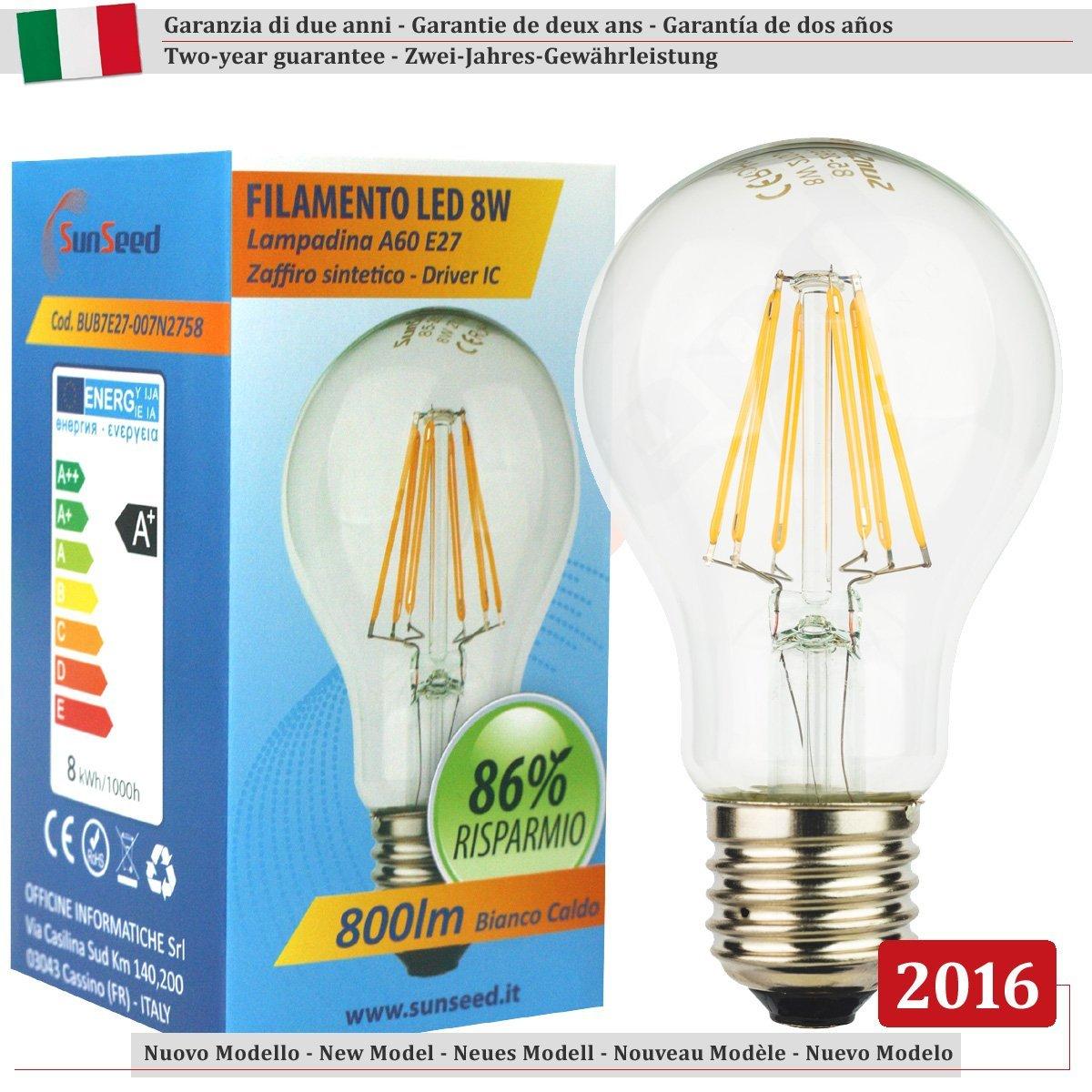 vendita lampade led faretti led