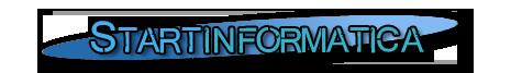 www.startinformatica.com -  Prodotti informatici - materiale elettrico - toner e cartucce  Logo